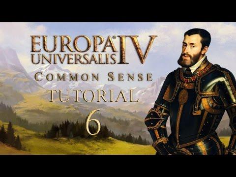 EU4 Common Sense Tutorial -6- Navies