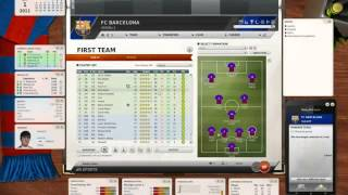 FIFA Manager 12   gameplay PC