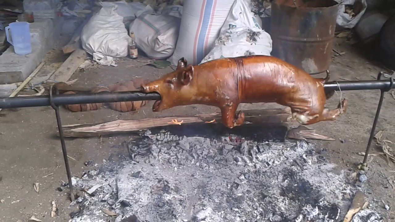87 Gambar Babi Guling Bakar Paling Hist