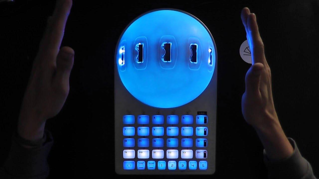 Naonext Crystall-Ball MIDI Controller Windows 8 X64