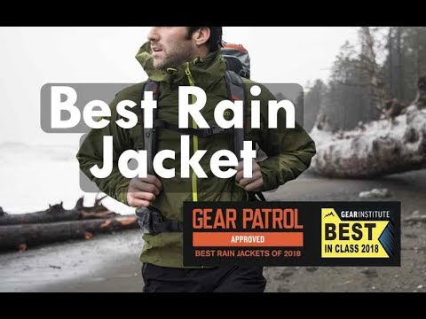 Best All Around RAIN JACKET Marmot Eclipse Evo Dry Unboxing Review DWR Hiking Climbing Precip
