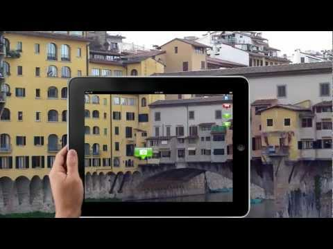 Florence Travel Guide - Italy - Augmented Reality - HD