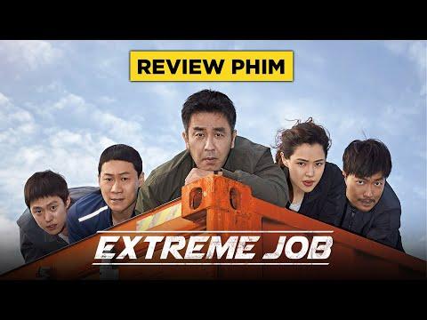 Review phim NGHỀ SIÊU KHÓ - Phim Top 2 MỌI THỜI ĐẠI ở Hàn Quốc