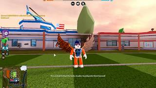 ROBLOX JailBreak glass, wire and keyless doors to pass through the bugu