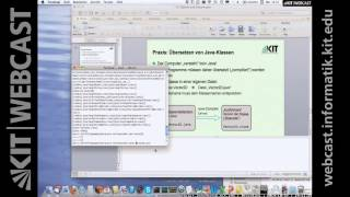 Lektion 02, Programmieren, 27.10.2014, Vorlesung, WS 2014/15