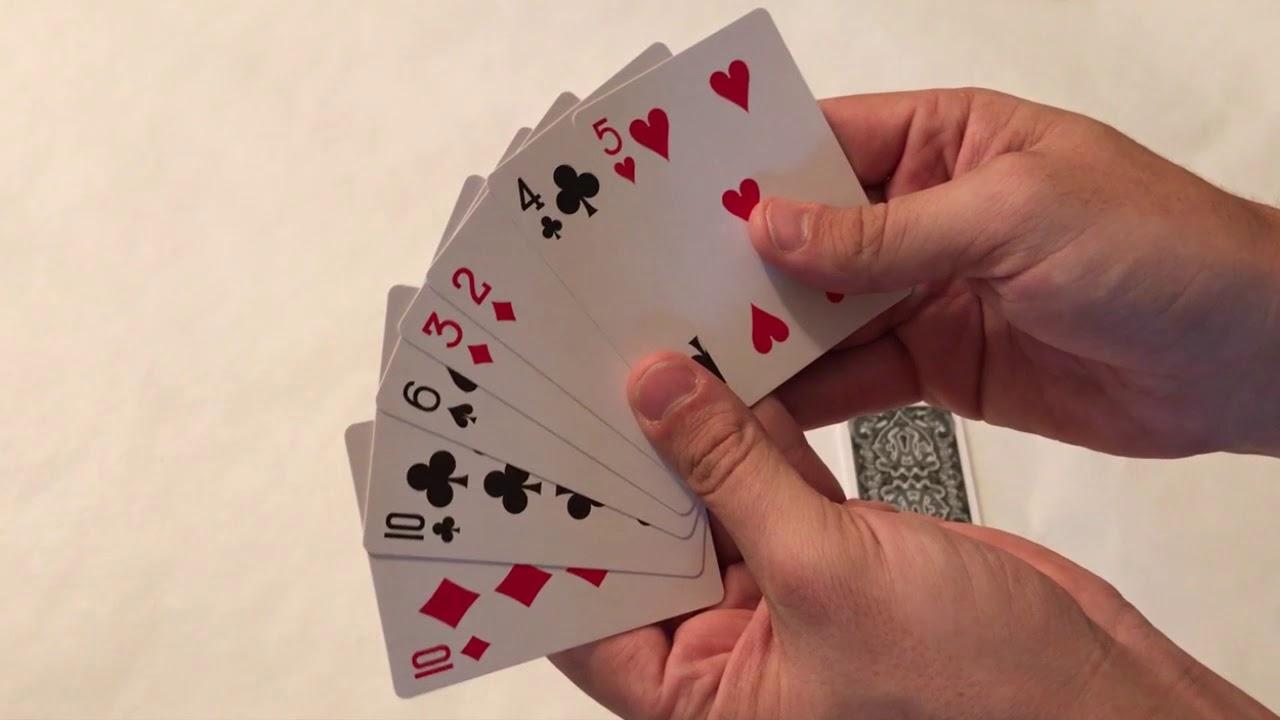 Sim Sala Bim Card Trick