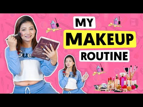 My Makeup Routine ❤️
