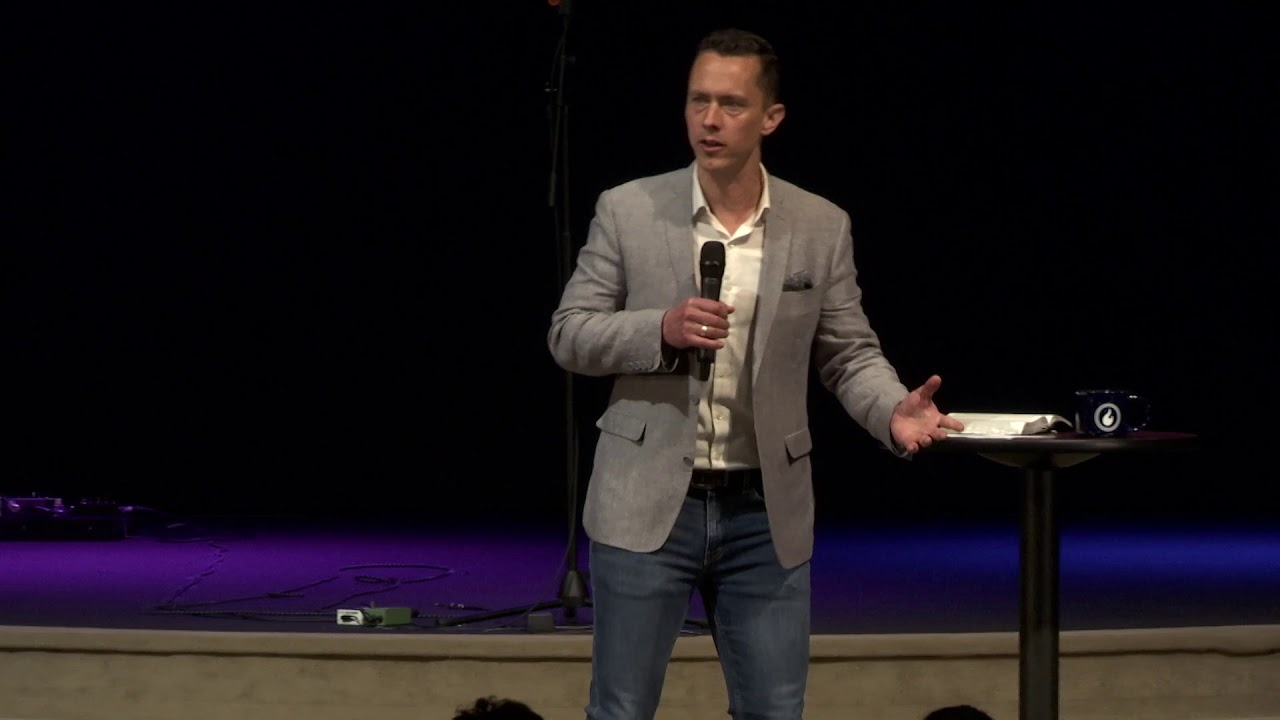 Why Sickness Doesn't Need To Scare You. | Pastor Luke Brugger