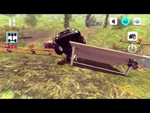 Обзор на игру Uaz 4x4 Off Road Racing