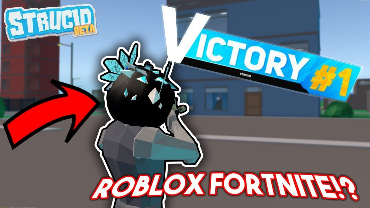 I played ROBLOX FORTINITE Battle Royale for the FIRST TIME ...