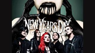 New Years Day ~ Death Of The Party ~ Victim To Villain ~ Lyrics In The Description