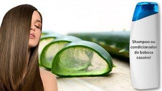 Aprenda Adicionar Corretamente a Babosa (Aloe Vera) ao seu Shampoo
