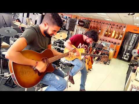 Guitar Jamming at badiestudio
