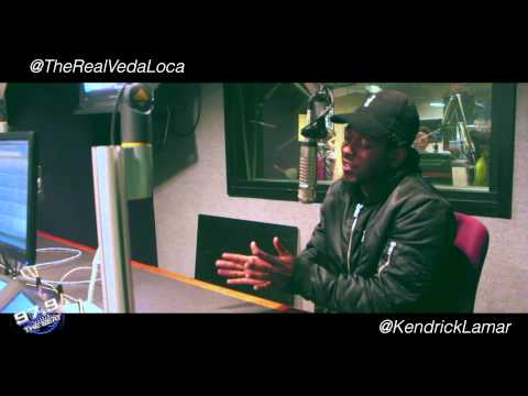 Part 2 Veda Loca Interviews Kendrick Lamar Talks album /SNL/ and More