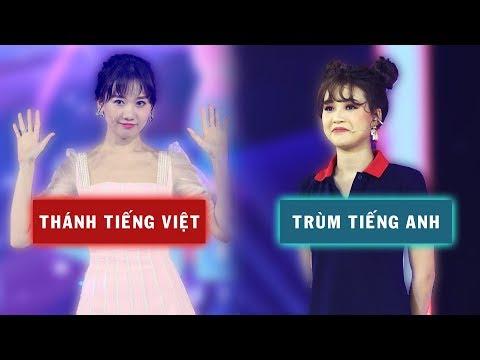 """HARI WON , SAM - Thánh """"Ngôn Từ"""" Nổi Tiếng Showbiz Việt Nam"""