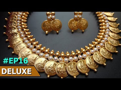 Exclusive and Iconic Jewelry | 19th century pearl necklace | DELUXE | Episode 16