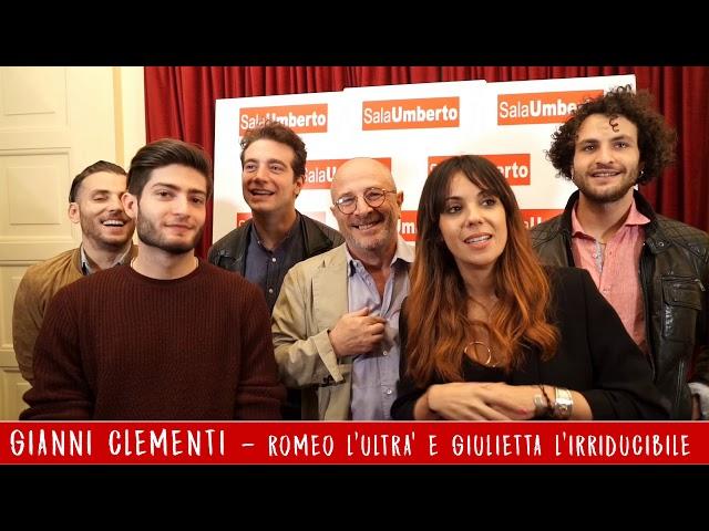 SALA UMBERTO - ROMEO L'ULTRA' E GIULIETTA L'IRRIDUCIBILE