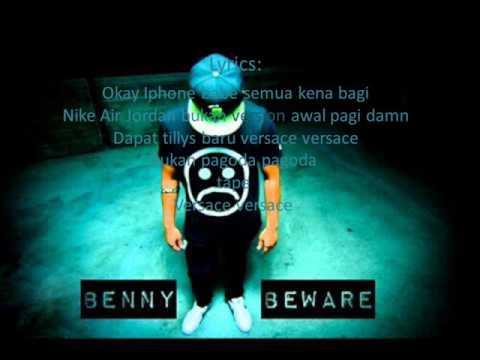 Benny Benzooloo - Beware(Roughmix)Lyrics Video