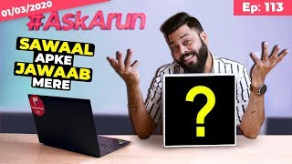 Redmi Note 9 Pro Price, realme 6 Pro Coming, ROG Phone 3 Launch Date,realme TV Specs-#AskArun113