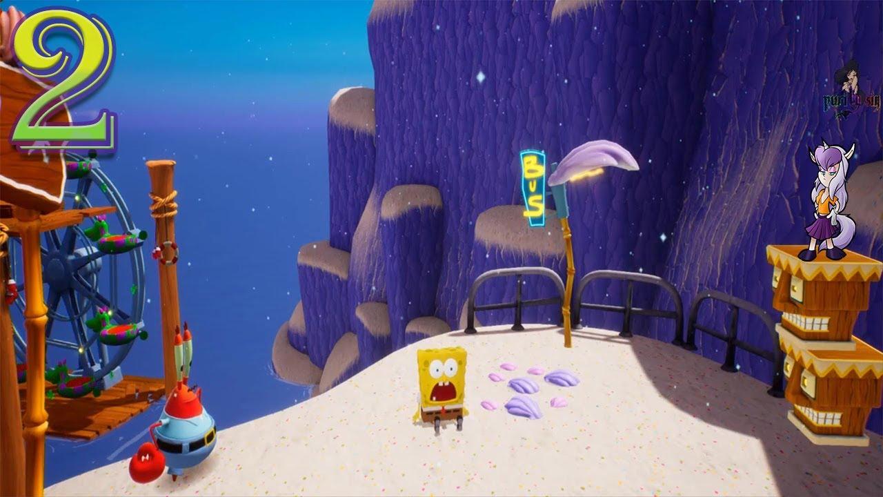 SpongeBob SquarePants: Battle for Bikini Bottom – Rehydrated part 2