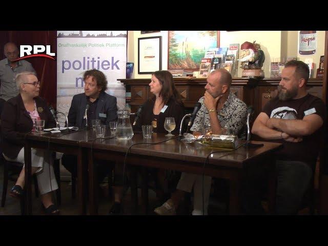 RPL RuitenTroef : Beleef de creatieve stad - Volledige discussie