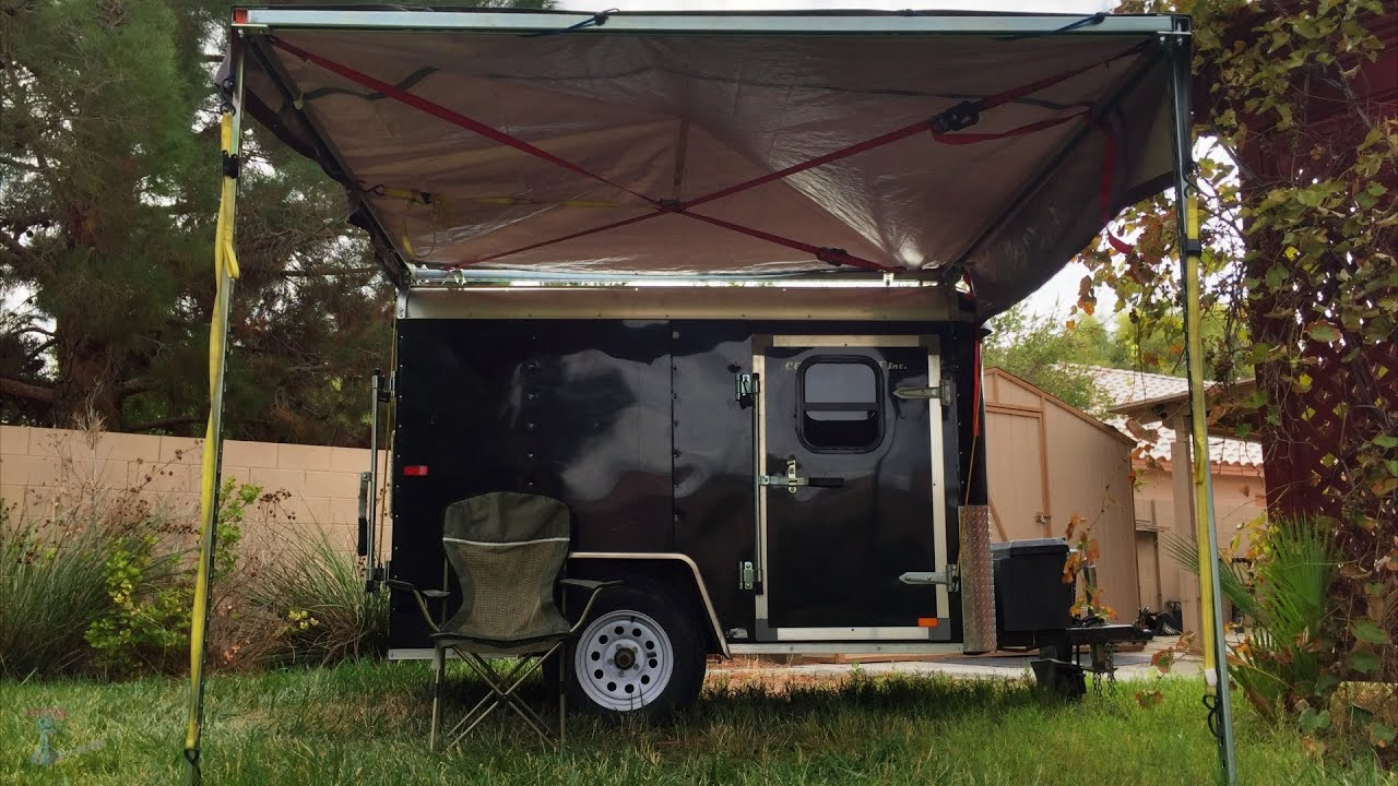 Home Made Indestructible Awning Youtube