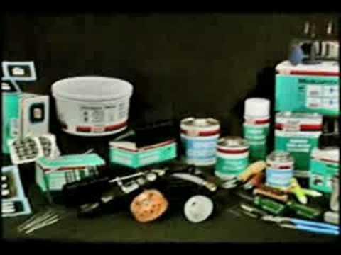 Minicombi Tire Repair Products
