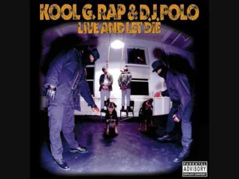 Kool G Rap & DJ Polo - Ill Street Blues Instrumental