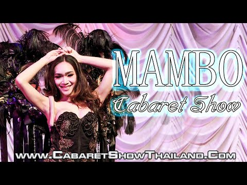 Mambo Cabaret Bangkok Tickets Lady Boy Show Booking Reservation HD