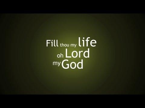 Fill Thou My Life - New Scottish Hymns
