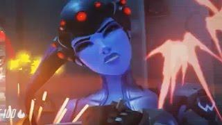 Overwatch Funny Moments 23 - Widowmaker Gets Rekt