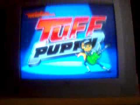 Tuff Puppy (főcím)
