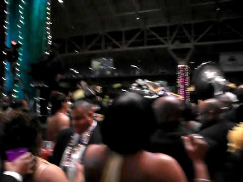 Zulu Ball Second Line Part 2