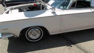 1964 Chrysler 300K in Marine City Car Show