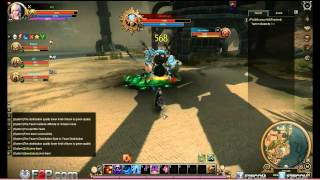 Black Gold Online Level 40 gameplay boss fight Meathead (1080p)