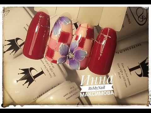 весна 2018 дизайн ногтей фото