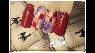 🌸  ВЫКРАСКА гель лаком от MiiS 🌸  МОДНЫЕ цвета весна-лето 2018 🌸  Дизайн ногтей гель лаком 🌸