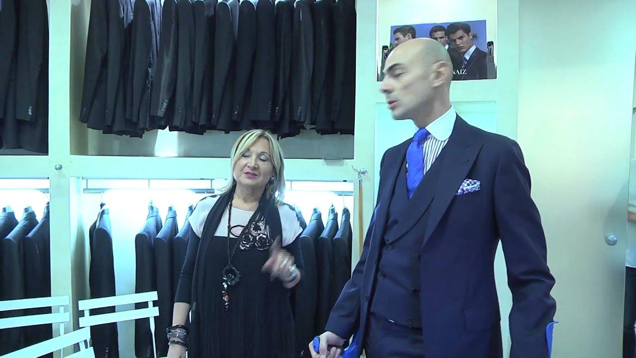 a9a5ab3aea0a Enzo Miccio moda sposi perugia - YouTube
