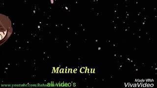 Mohabbat Kabhi Maine Ki to Nahi Thi (Kitne Hi Chehre Dekhe Magar) WhatsApp Status Video SONU NIGAM