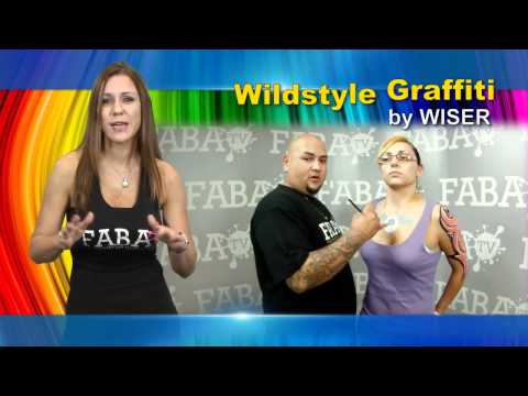 Wildstyle Graffiti By Wiser On FabaTV.com