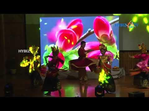 Video of Bathukamma Festival