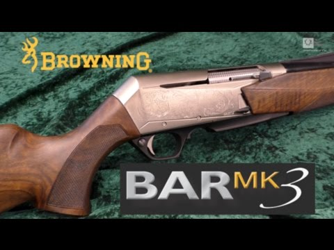 Unpacking the new Browning BAR MK3 Eclipse 30.06