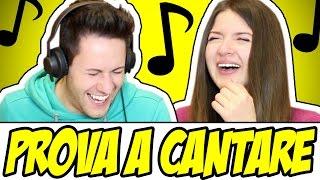 PROVA A CANTARE - You Sound Dumb Challenge | Me contro Te