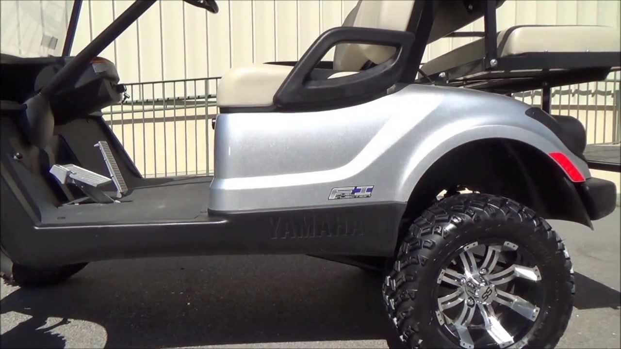 Yamaha Golf English S Plan Heating Wiring Diagram New Carts 2013 Drive Gas Fuel Injected Car Youtube