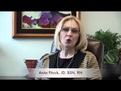Anita Pitock, JD BSN RN Philadelphia Nursing Home And Medical Malpractice Attorney