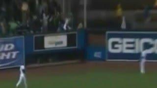 韓国人が段ボールを投げつけ 多村のホームランを阻止しようとする!! WBC 2006 日本vs 韓国 日韓戦 thumbnail