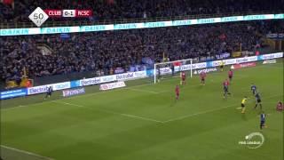 Club Brugge 3 - 1 Sporting Charleroi   Liga Belgica
