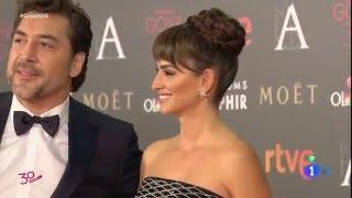 Penelope Cruz & Javier Bardem Make Rare Appearance Together