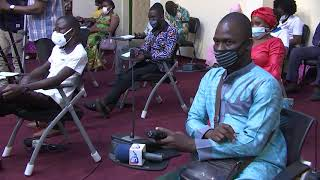 Point presse du gouvernement Covid-19 du 5 juin 2020 - Burkina Faso