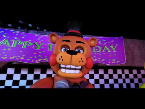 [FNAF SFM] RETURN TO THE SCENE THE MOVIE 2 (Five Nights at Freddy's Animations)